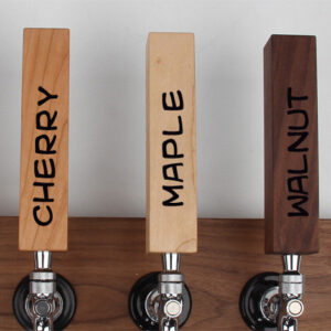 Beer Taps wood-$29